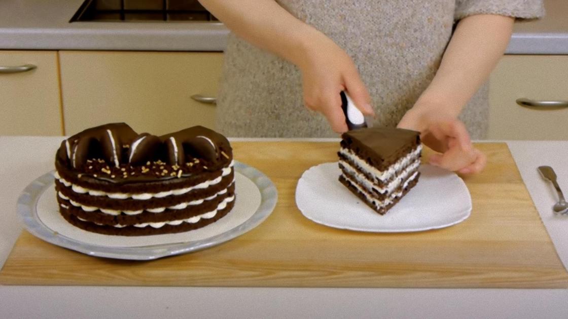 Торт «Вупи пай» с маскарпоне