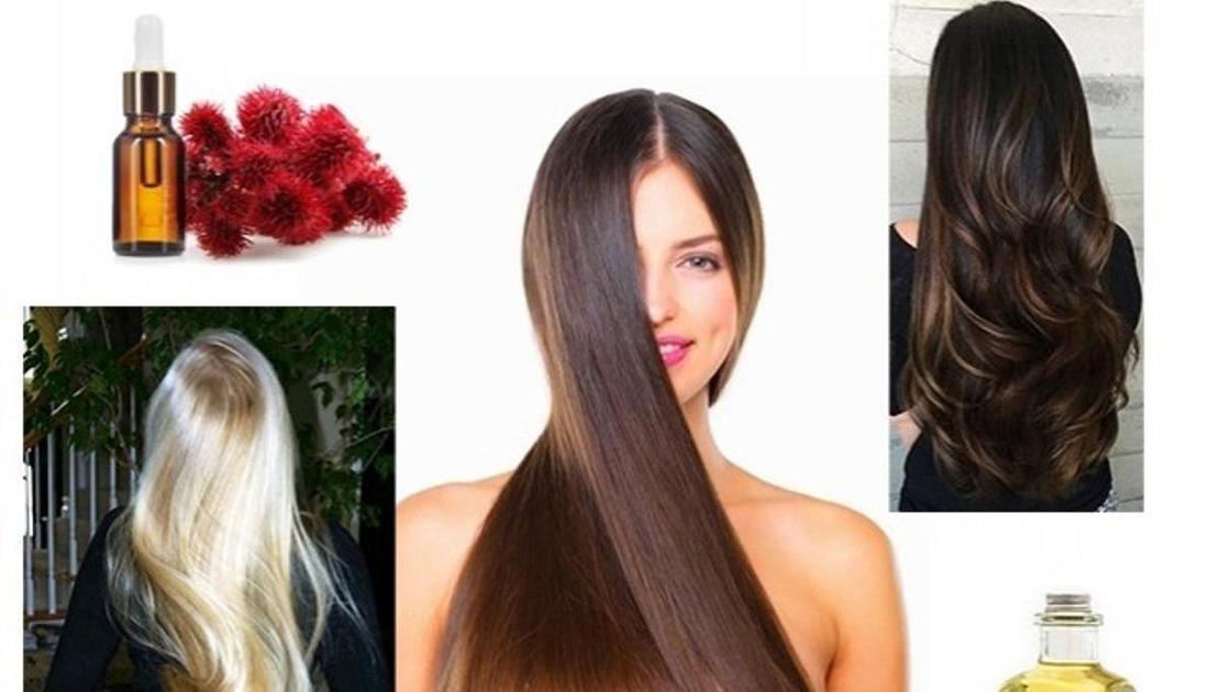 Касторовое масло и волосы