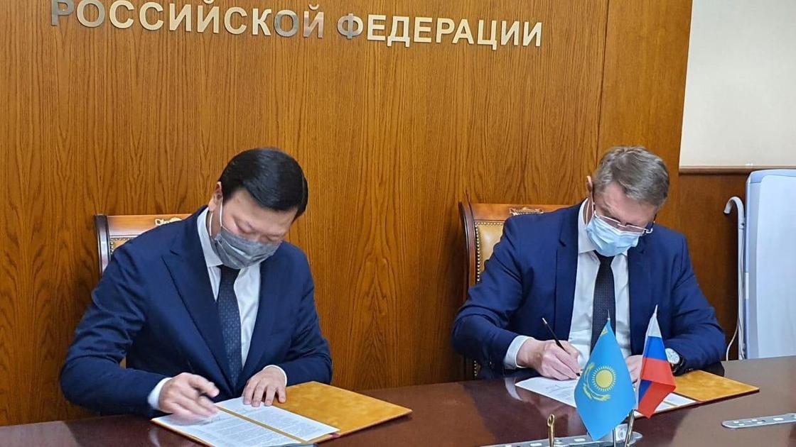 Алексей Цой и Михаил Мурашко