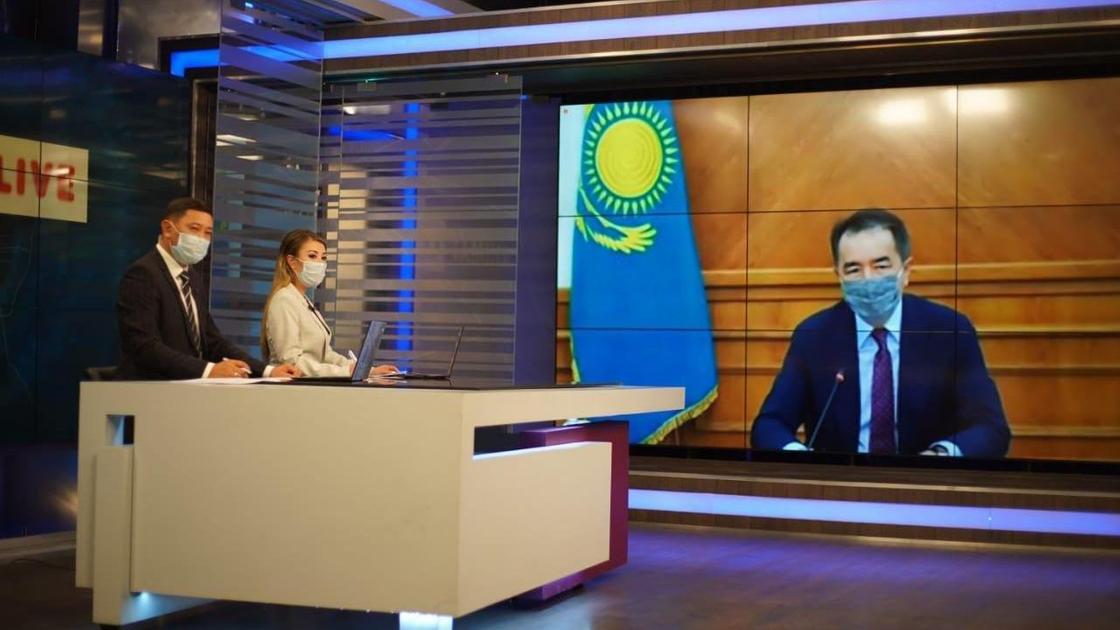 Сагинтаев призвал алматинцев поддерживать чистоту в городе
