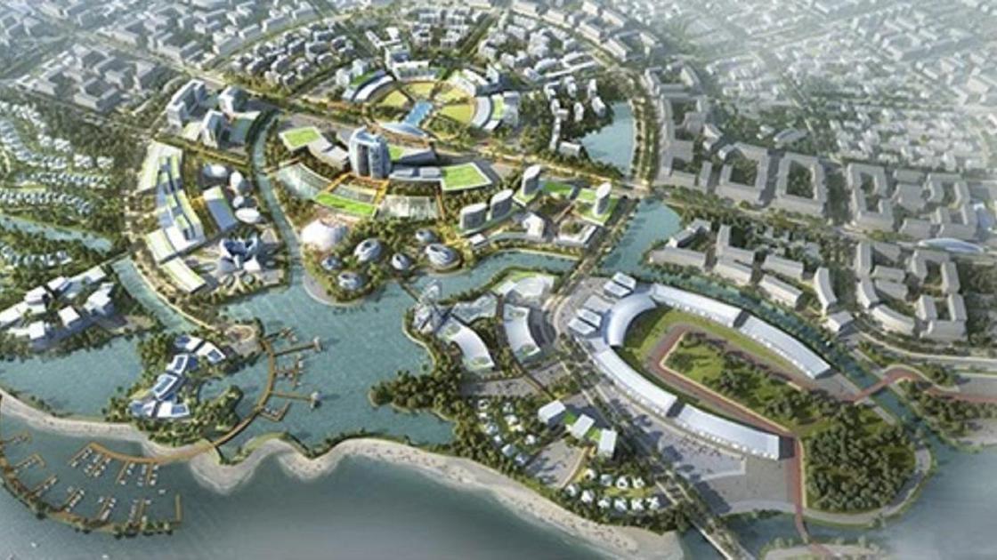 Мастер-план города в Алматинской области