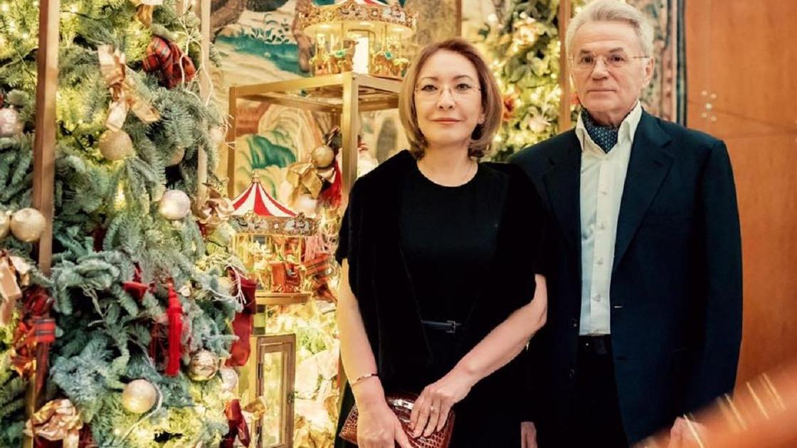 Виктор и Лейла Храпуновы