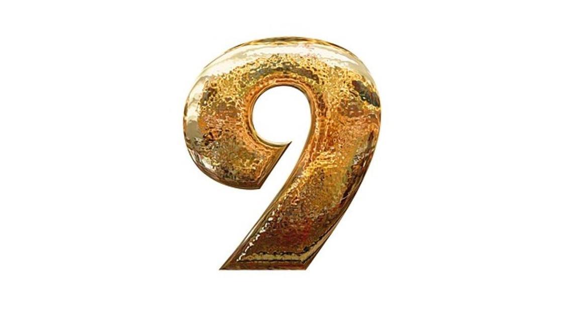число девять