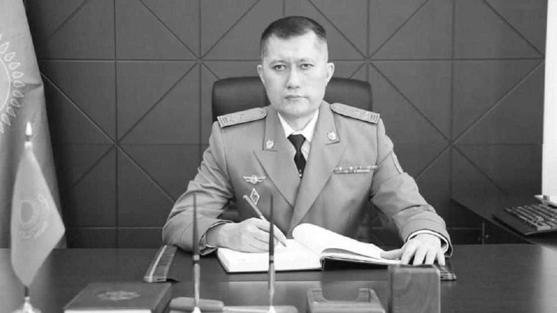 Арман Капезов.