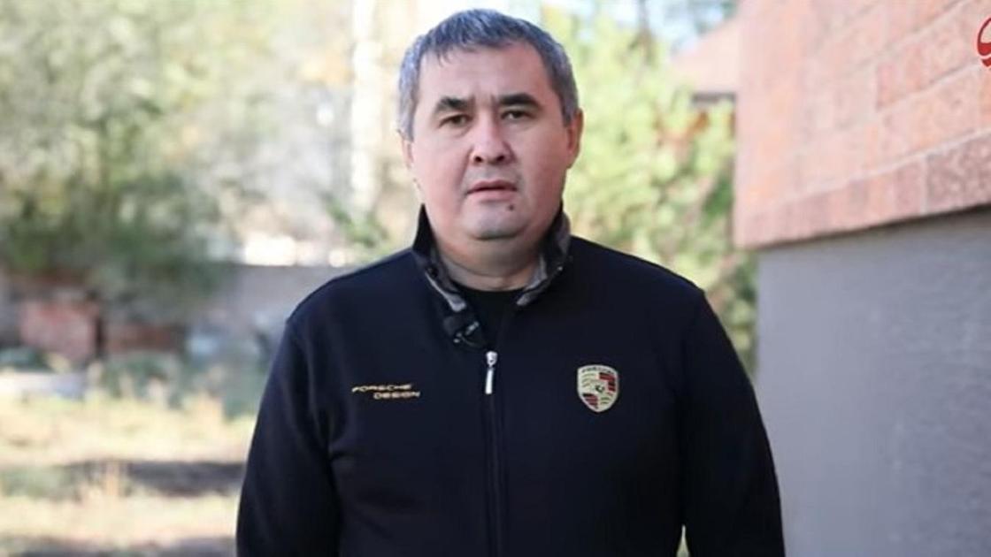 Еркеғали Кержікеев