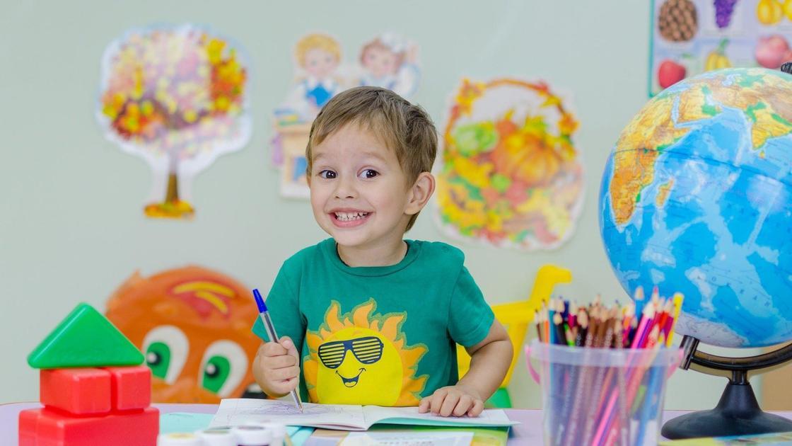 Ребенок учится в школе