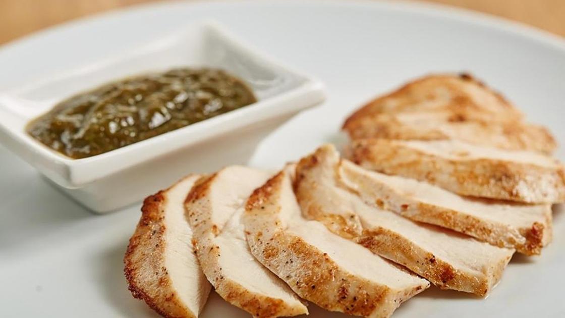 Сациви: рецепт из курицы