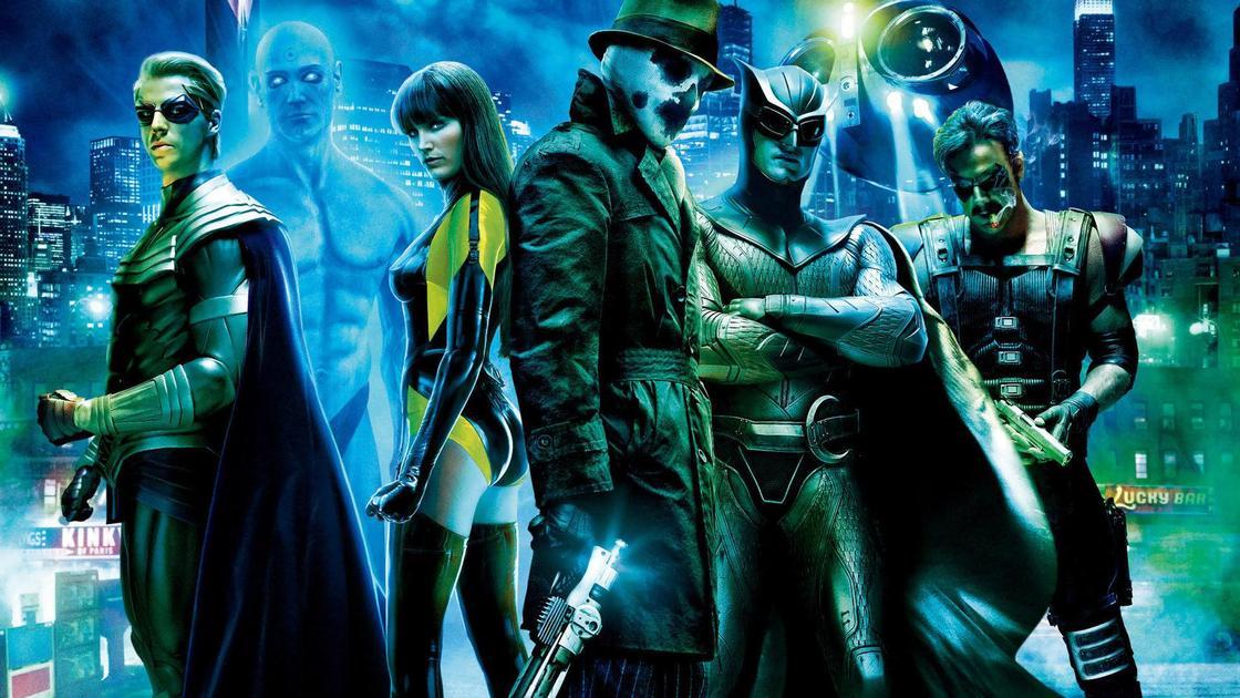 постер фильма «Хранители»