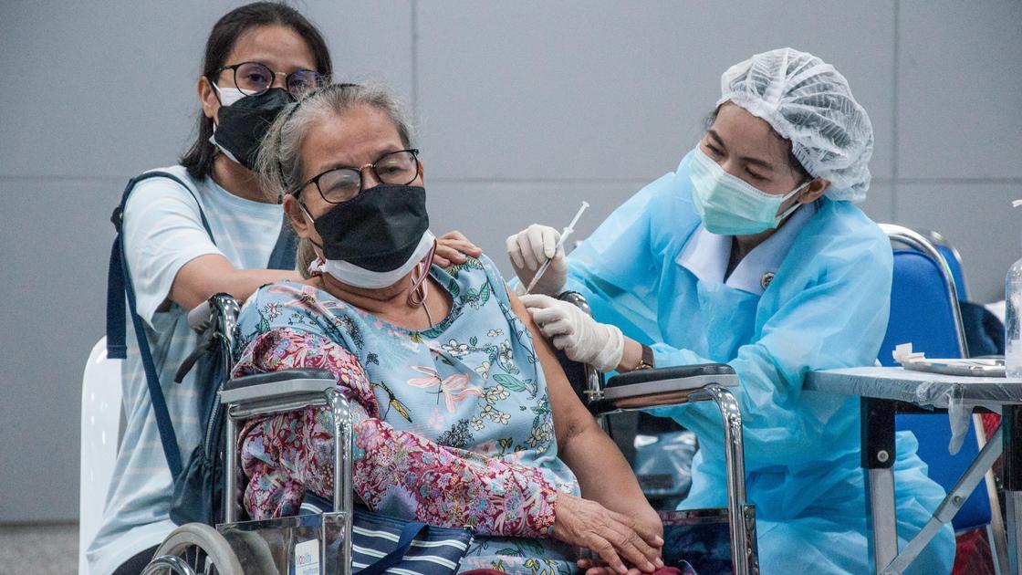 Вакцинация в Таиланде