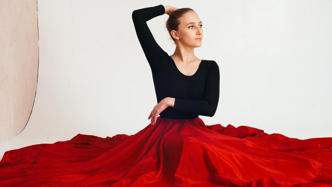 танцор фламенко