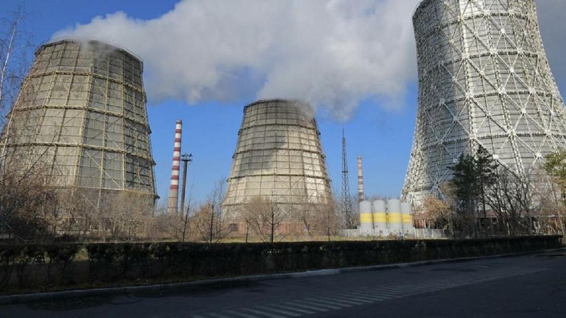 АЭС құрылысы