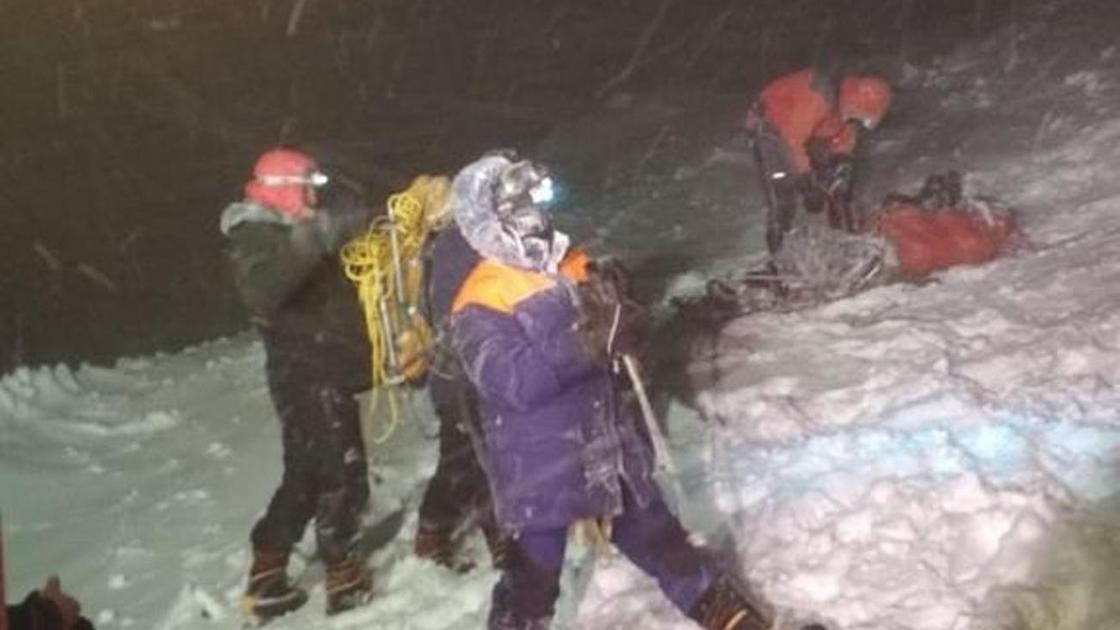 Поисково-спасательная операция на Эльбрусе