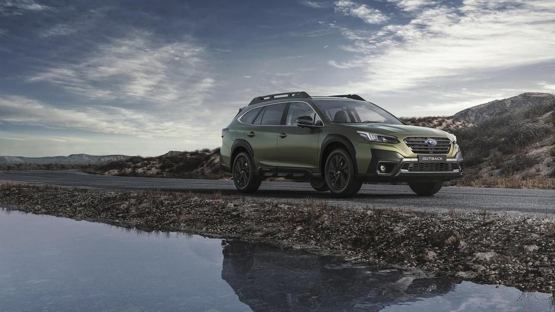 Новая модель Subaru