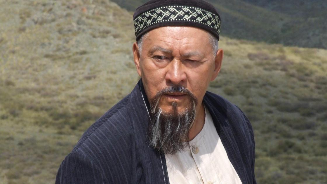 Казахстанский актер и режиссер Досжан Жолжаксынов