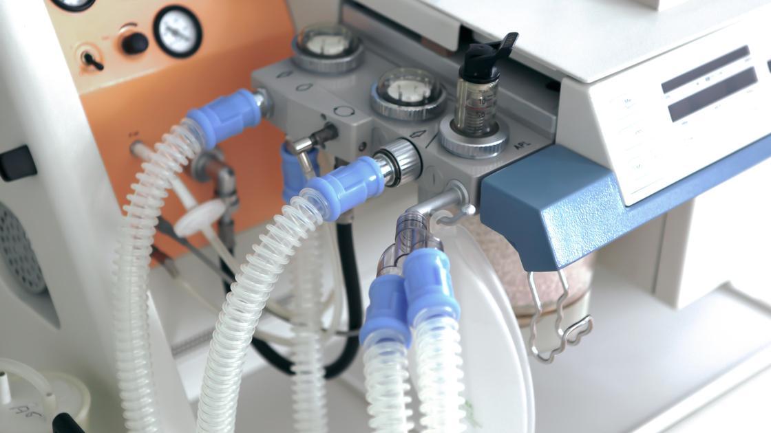 Аппаратура в больнице