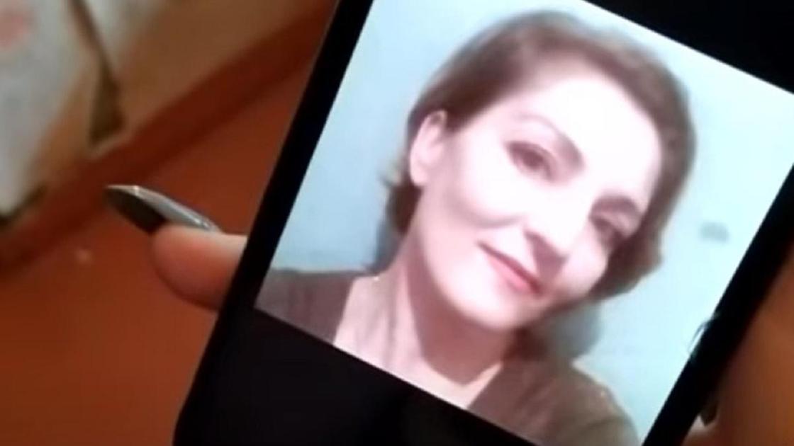 Пропавшая в Актау женщина