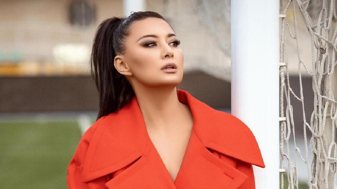 Мадина Садвакасова. Фото