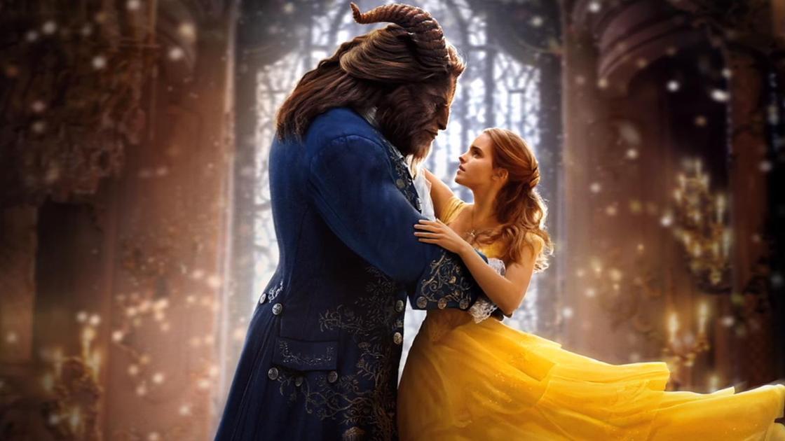 Танец красавицы и чудовища из фильма 2017 года