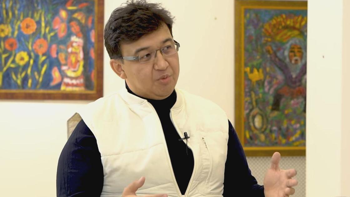 Асхат Оразбек в интервью Арманжану Байтасову