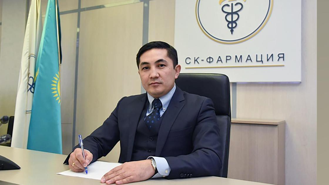 Берик Шарип