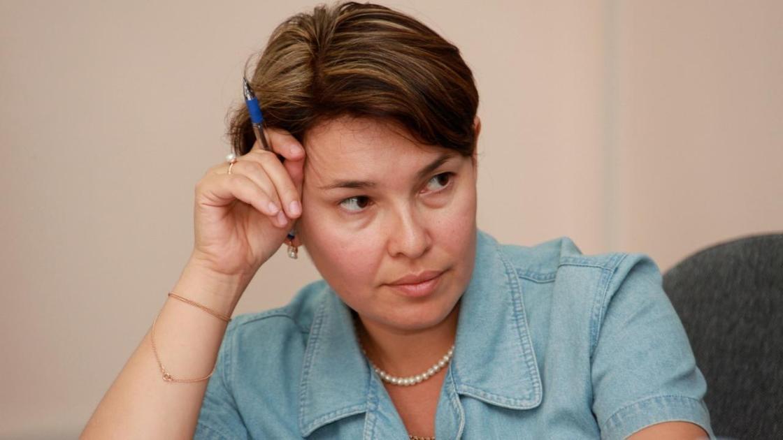 Светлана Арыстамбаев