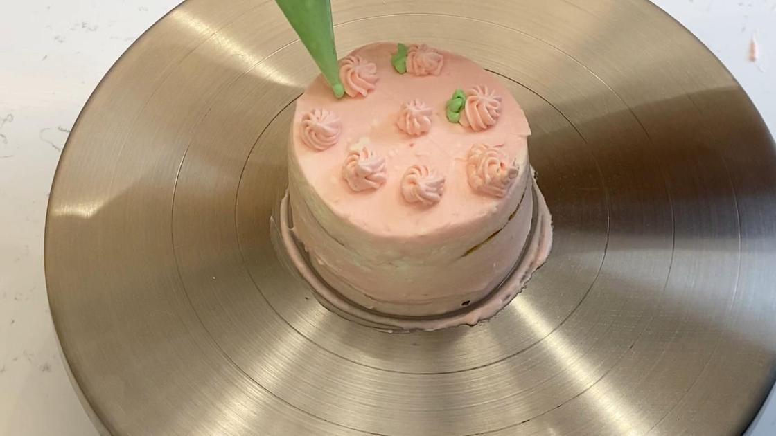 Бенто-тортик