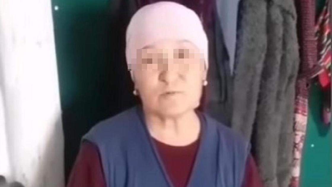 Пенсионерка из Павлодарской области