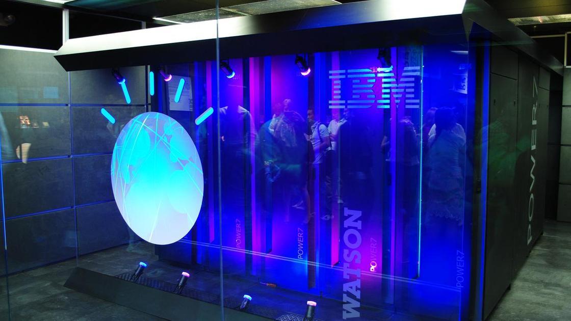 сервер IBM