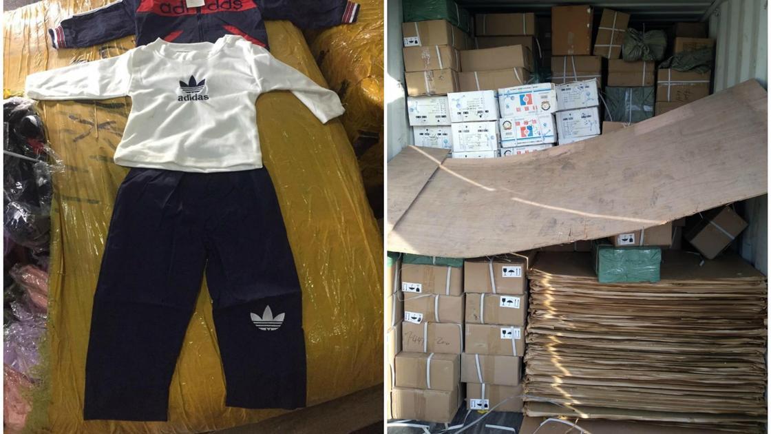 Контрабанду задержали на границе Казахстана