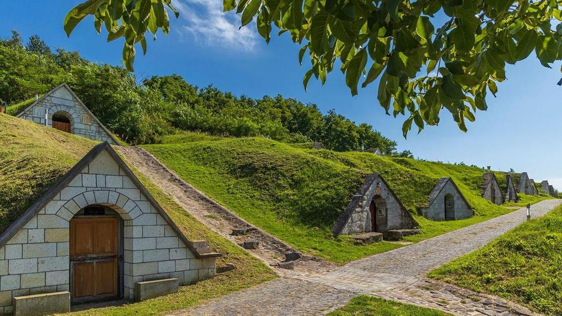 Деревня Хоббитов в Венгрии