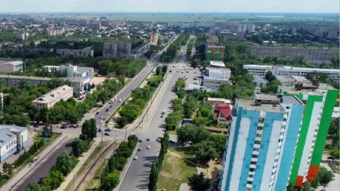 Панорама Павлодара