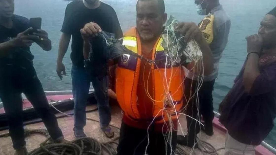Индонезияда ұшақ құлады