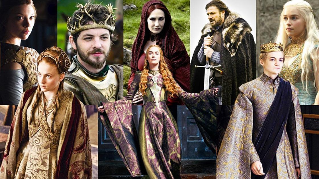 «Игра престолов»: актеры