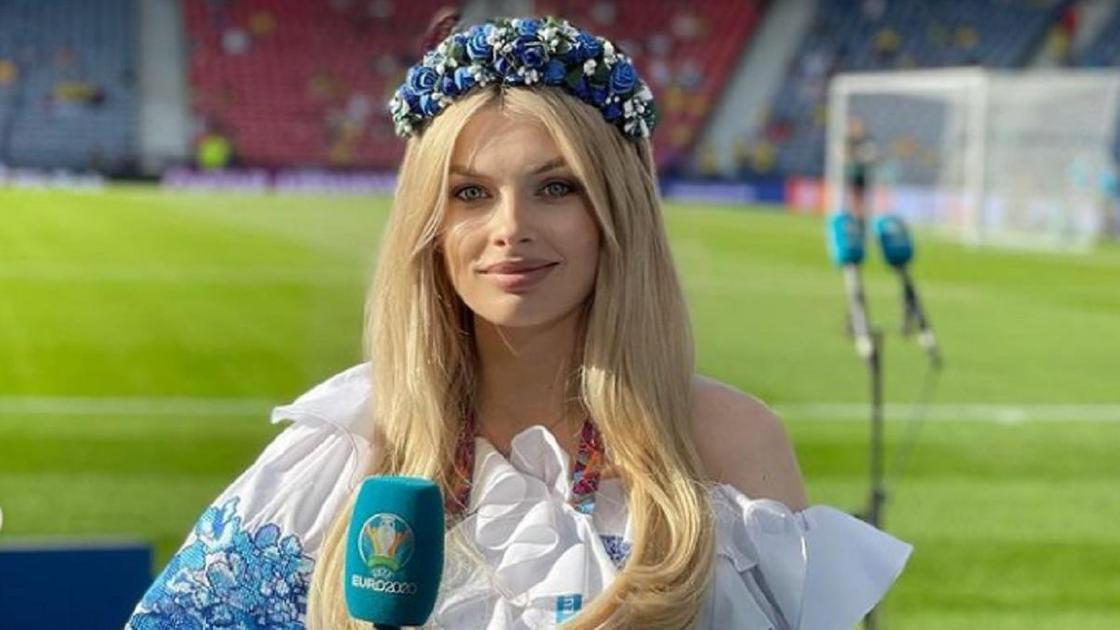 Жена Александра Зинченко Влада Седан
