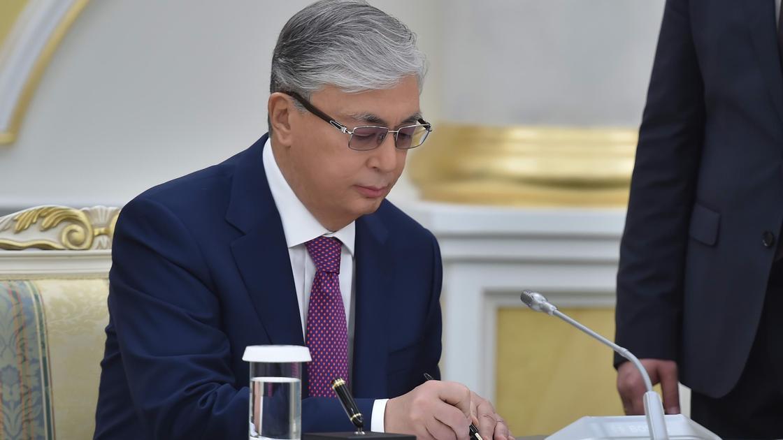 Токаев передал в ведение правительства особое госучреждение