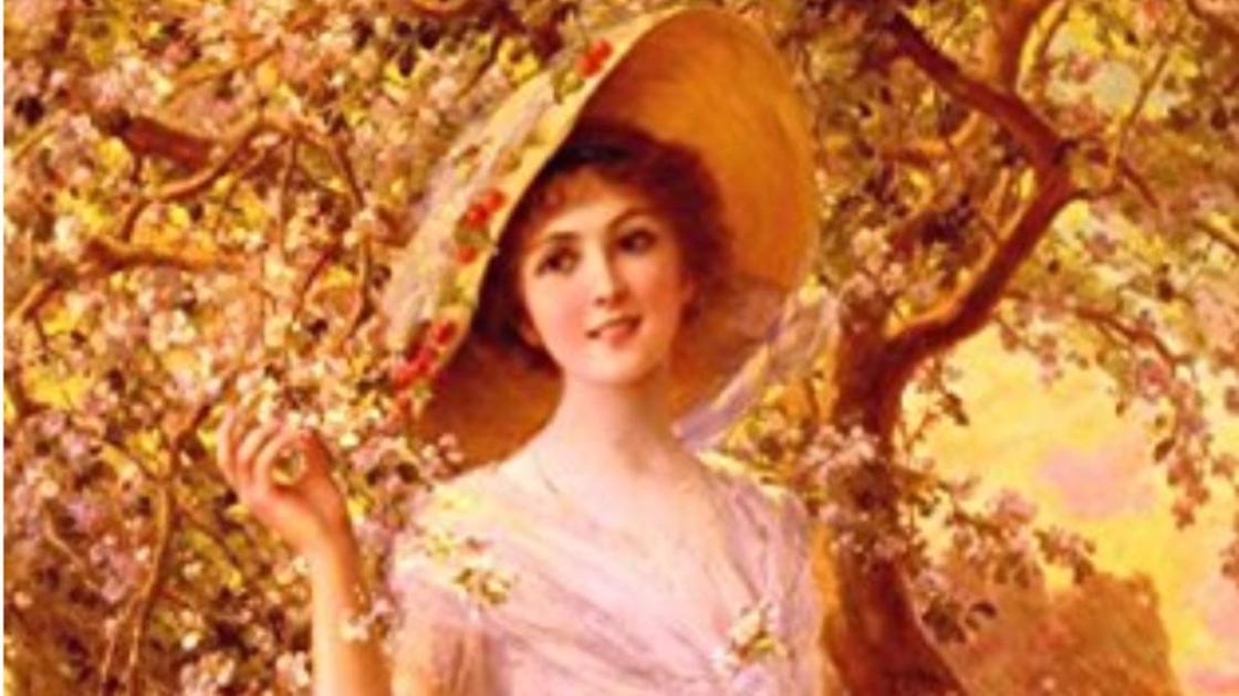 иллюстрация к «Вишневому саду»