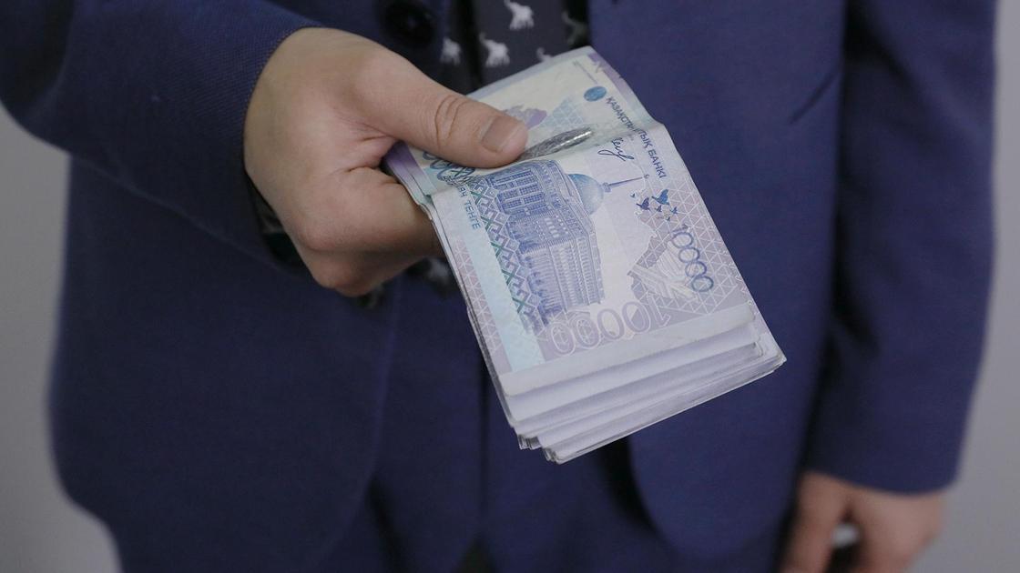 33,5 млн тенге просто так раздали жителям Туркестана