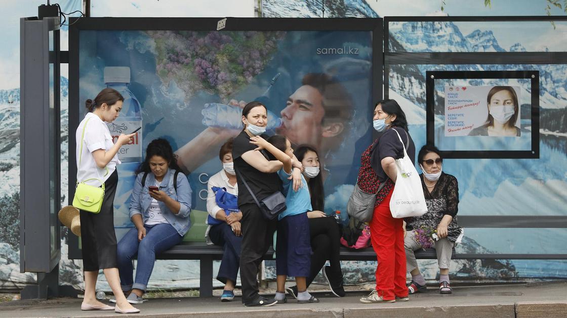 Казахстан готовится к новой волне коронавируса