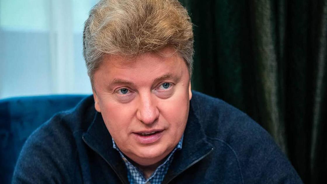 Российский миллиардер Игорь Сосин