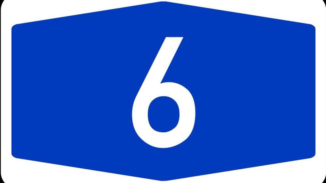 6 число