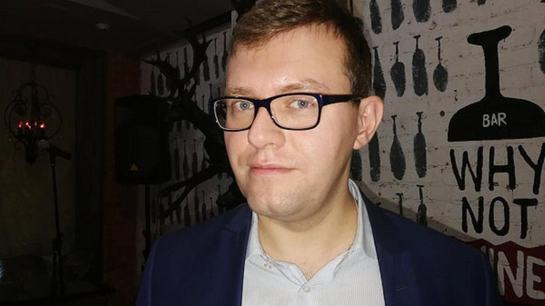 "Гендиректор телеком-оператора ""Алмател"" Александр Гадалов"