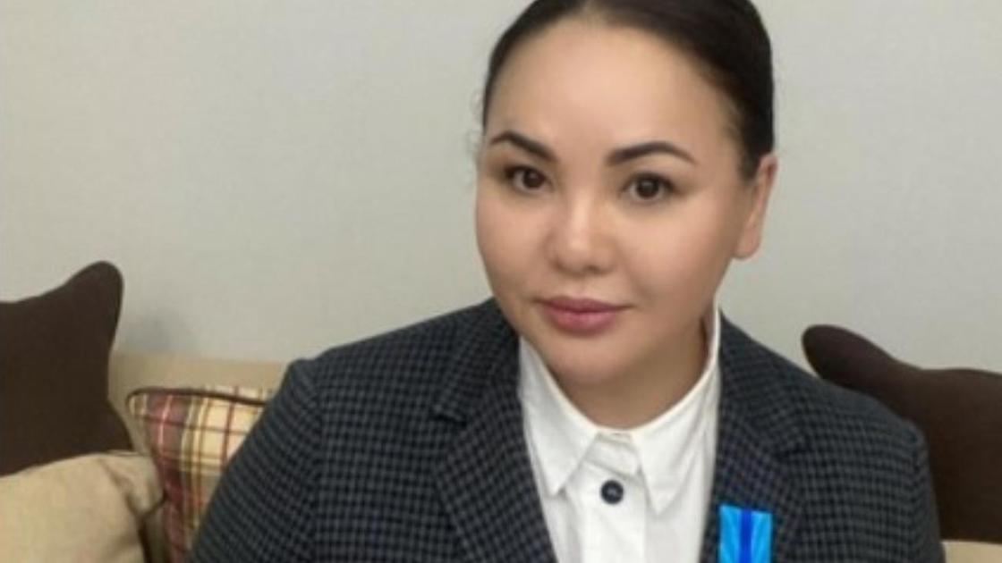 Гүлнұр Мамасарипова