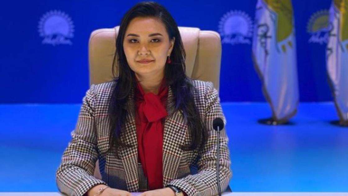 Әлия Юсупова