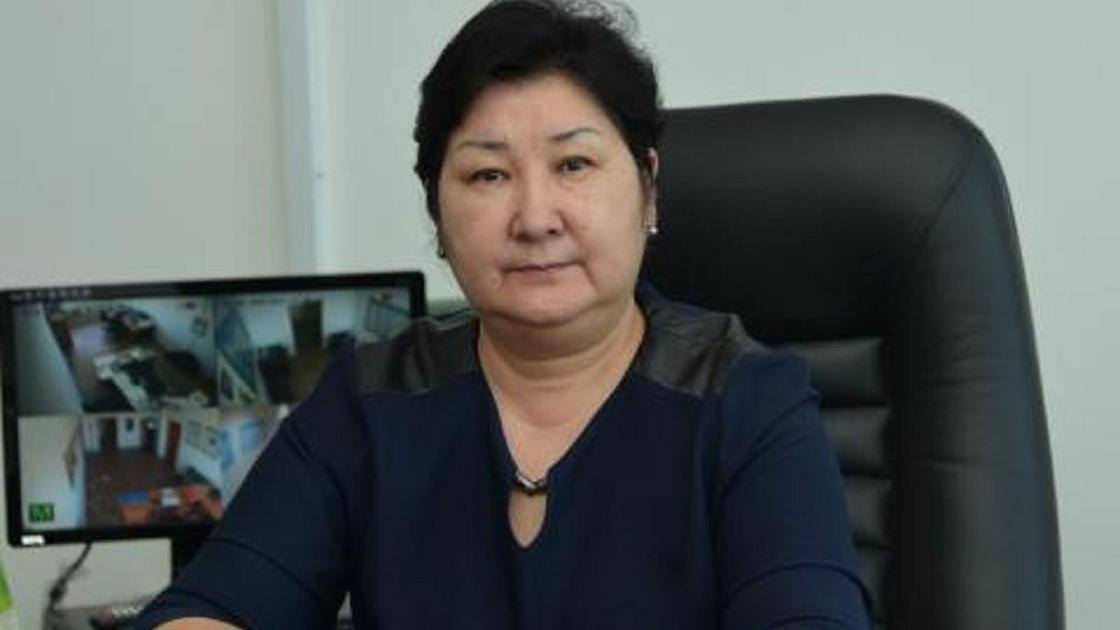 Нурсулу Беркимбаева