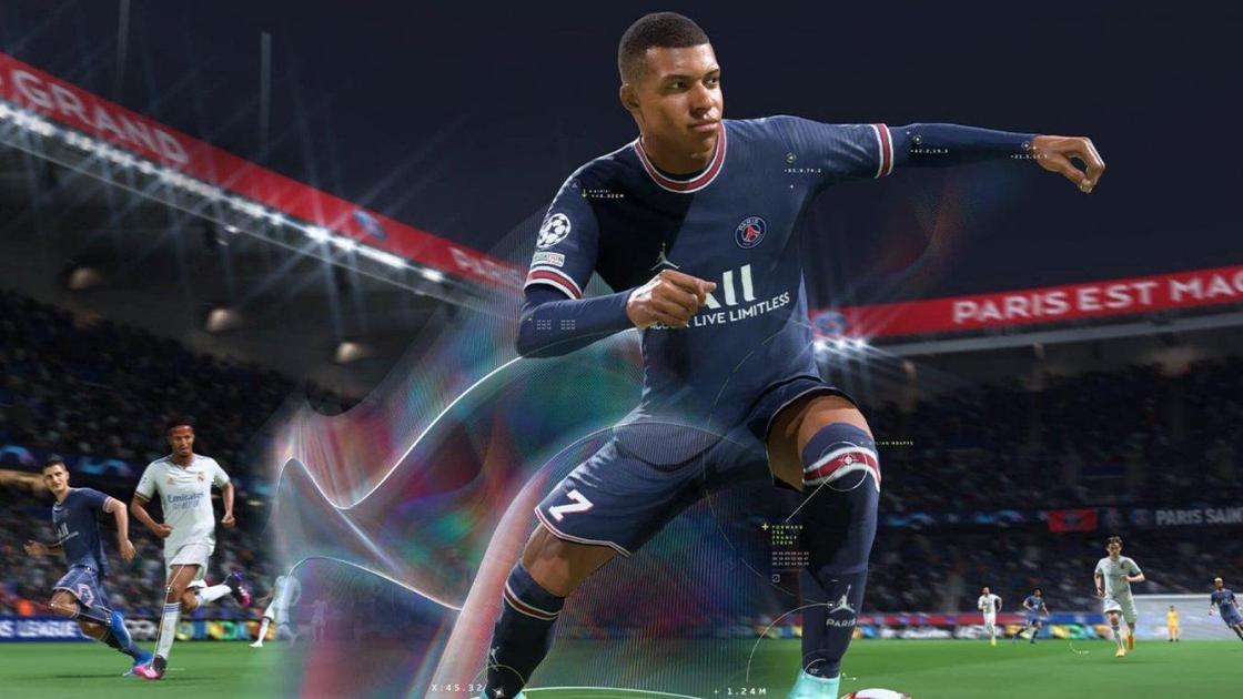 Футбольный симулятор FIFA 22