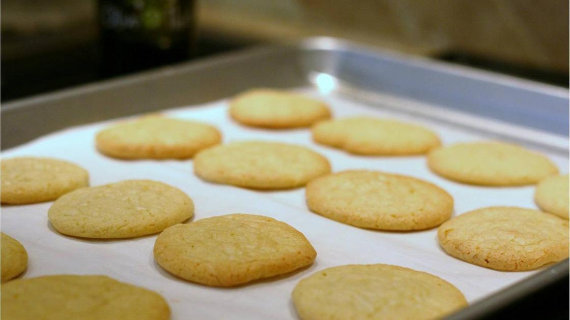Печенье на рассоле: рецепт приготовления
