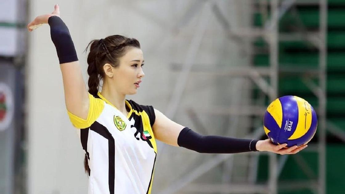 Сабина Алтынбекова