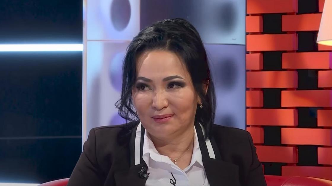 Гульзира Айдарбекова