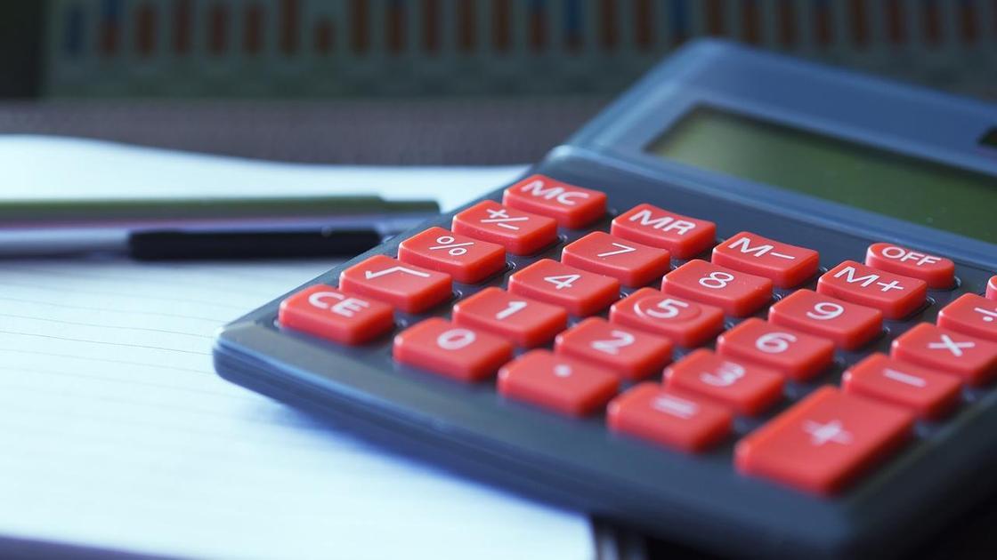 Калькулятор, блокнот