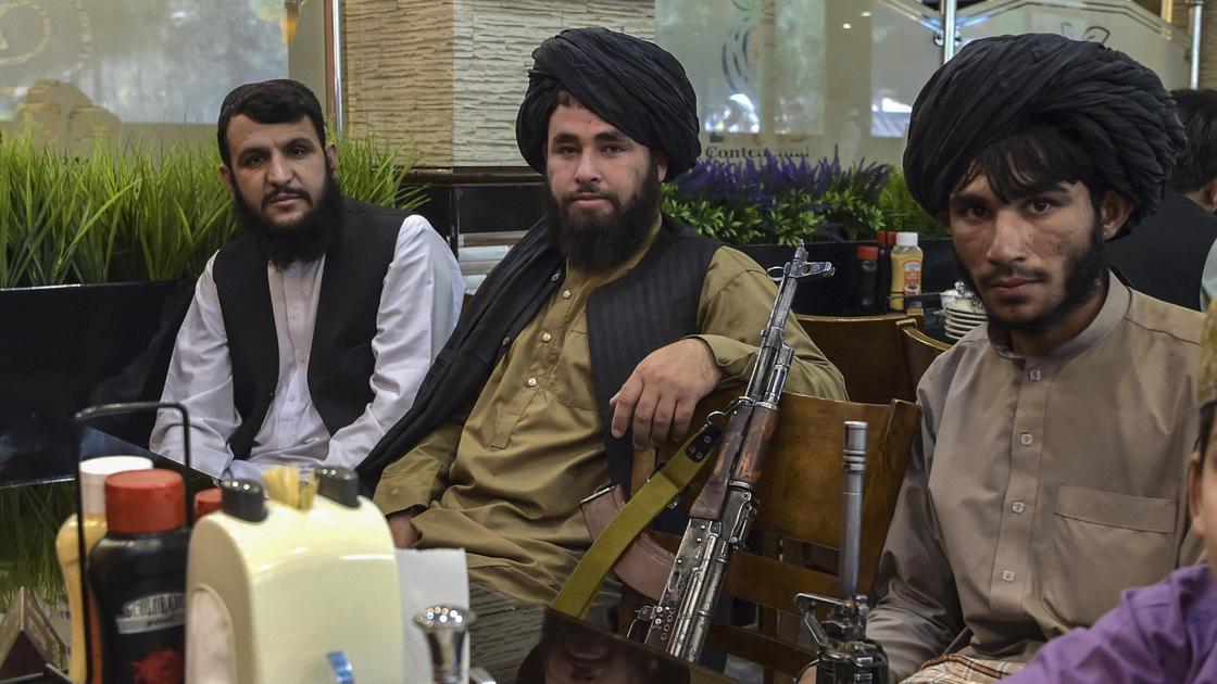 Талибы в Кабуле